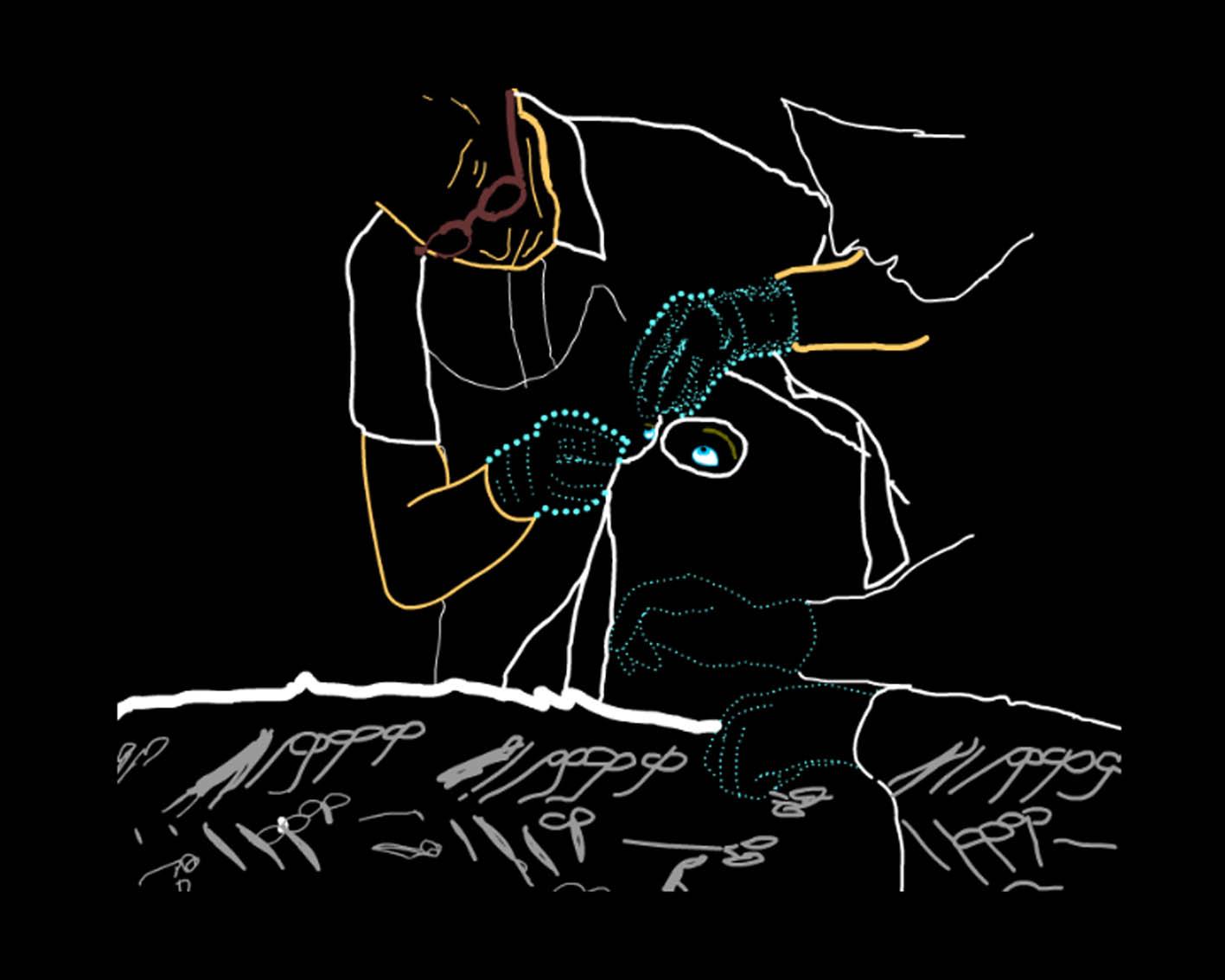 Best Practice Digital Drawing,  by Helene Torp ©