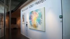 Noisy Prayer exhibition